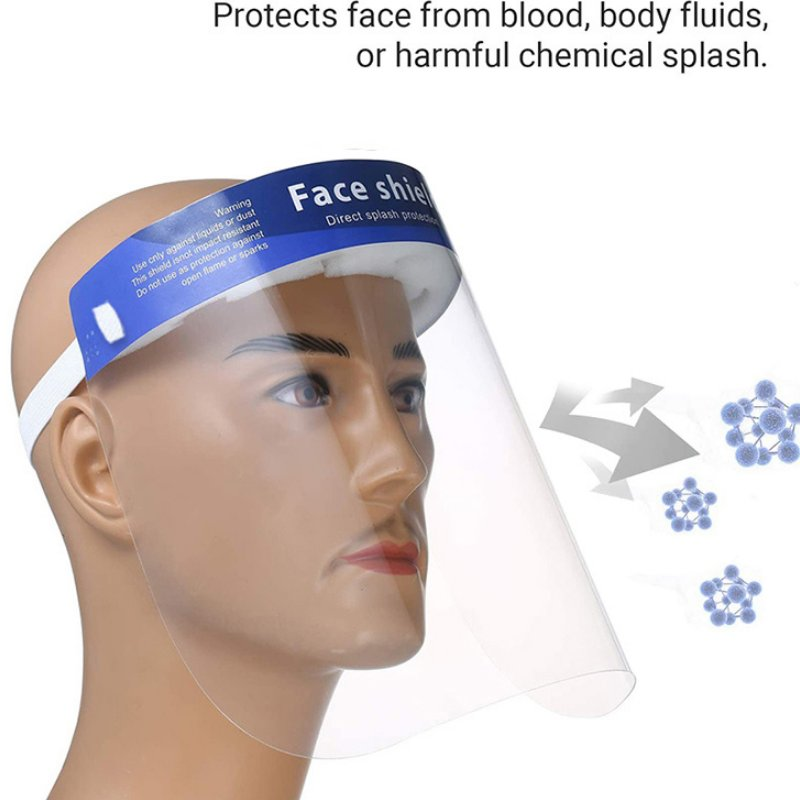 Full Face Shield Mask
